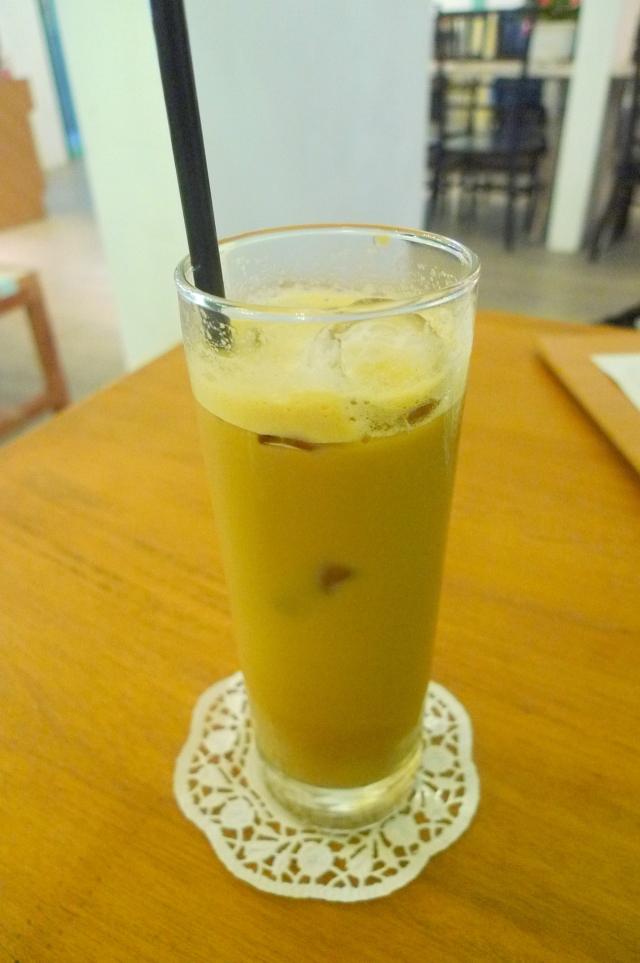 Iced Cappuccino - IDR 42.000