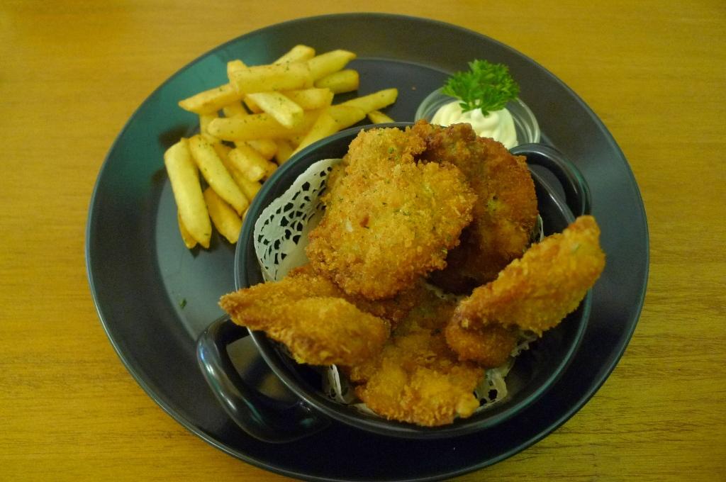 Chicken Cracklings - IDR 45.000