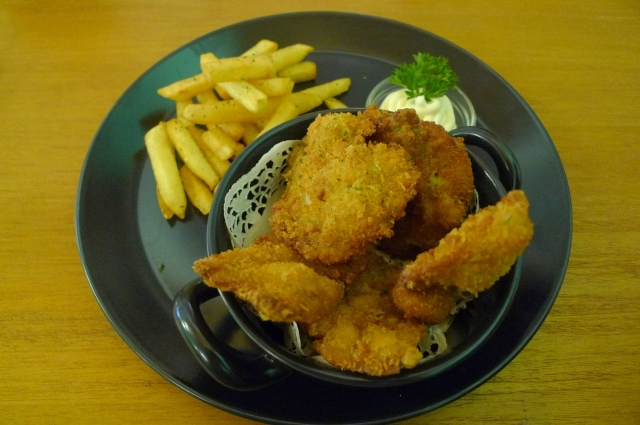 Chicken Cracklings - IDR 45.000