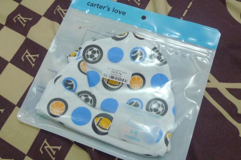 Topi Carter 2 In 1 - IDR 35.000