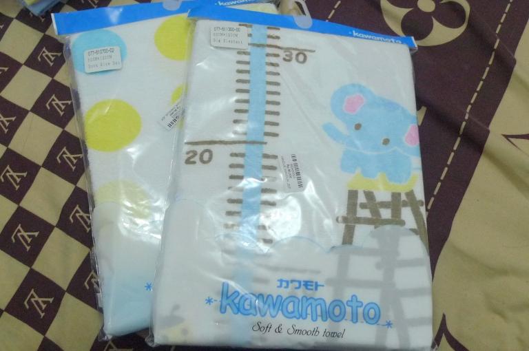 Handuk Kawamoto - IDR 75.000