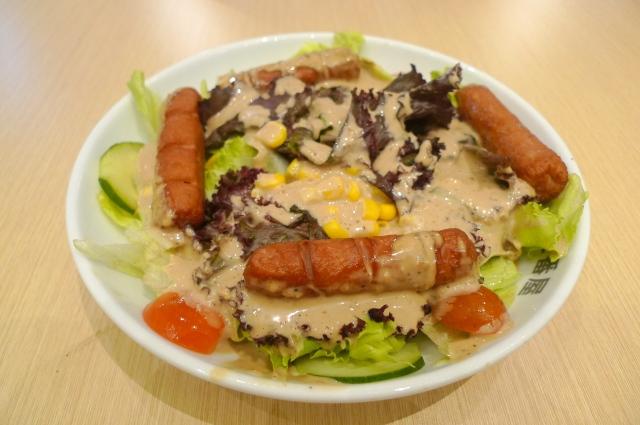 Sausage Salad - IDR 35.000